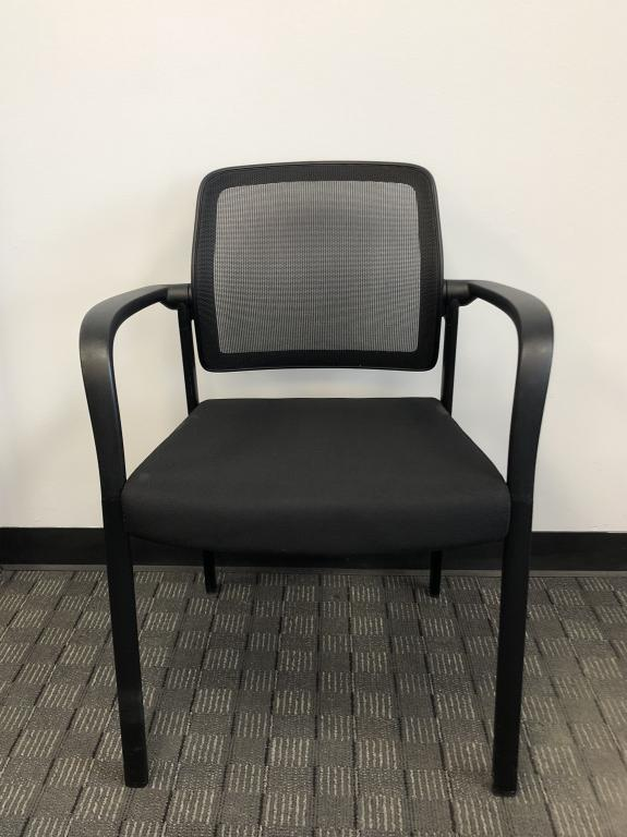 Used Office Chairs Allsteel Relate Side Chairs At