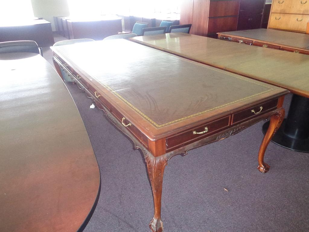 Used Office Conference Tables X Mahogany Traditional Conference - 10 x 4 conference table