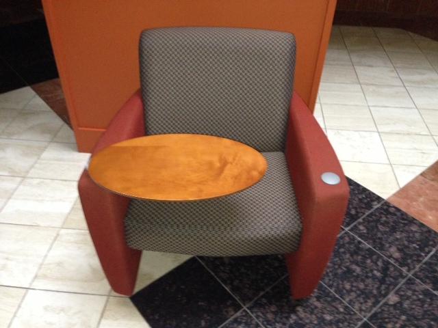 Super Used Office Chairs Haworth Tablet Arm Lounge Chairs At Inzonedesignstudio Interior Chair Design Inzonedesignstudiocom