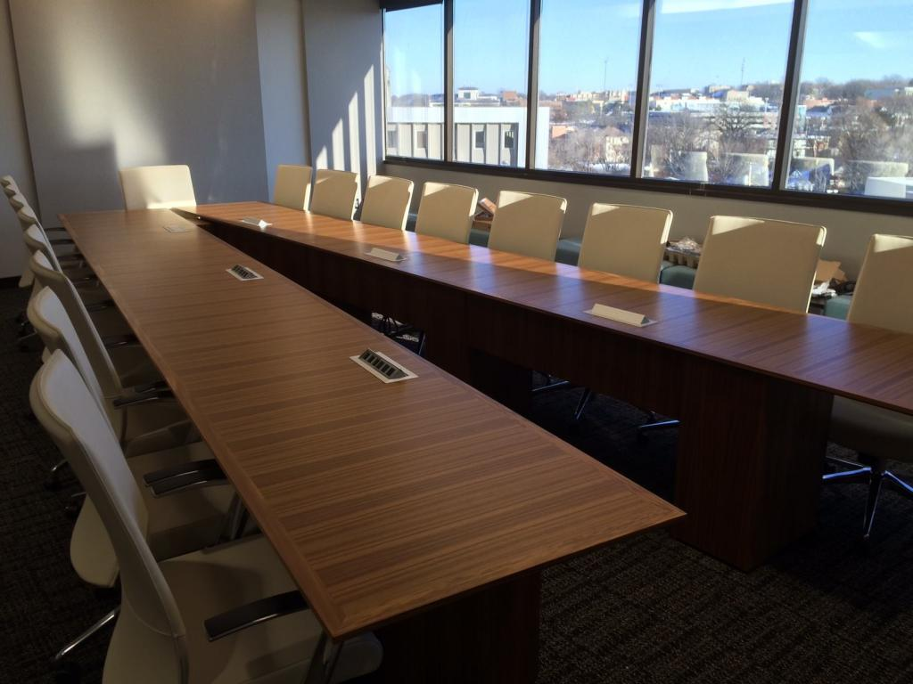 New Office Conference Tables Teak Custom V Conference Table At - V shaped conference table