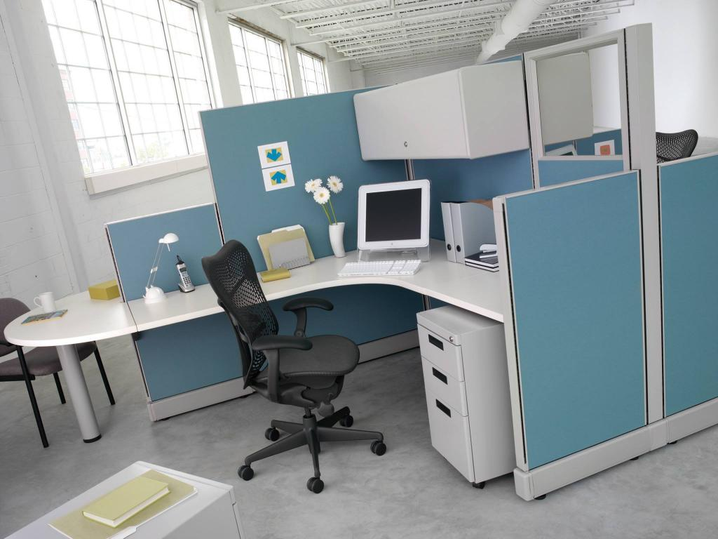 Magnificent New Office Cubicles New Cubicles With Glass In Raleigh At Home Remodeling Inspirations Genioncuboardxyz