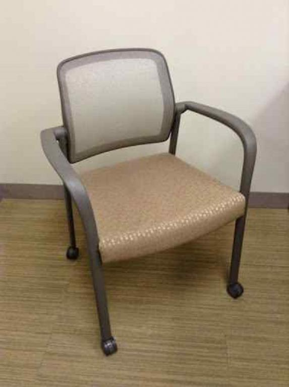 Used Office Chairs Allsteel Relate Side Chairs Sold At