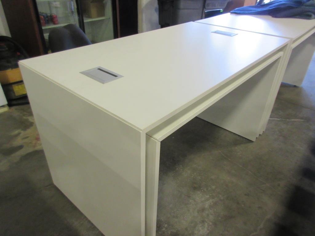 Used Office Conference Tables : Tall conference table at Furniture