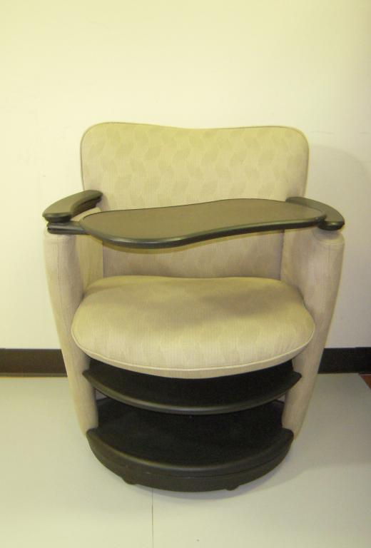 Outstanding Used Office Chairs Lounge Chair With Tablet Arm At Inzonedesignstudio Interior Chair Design Inzonedesignstudiocom