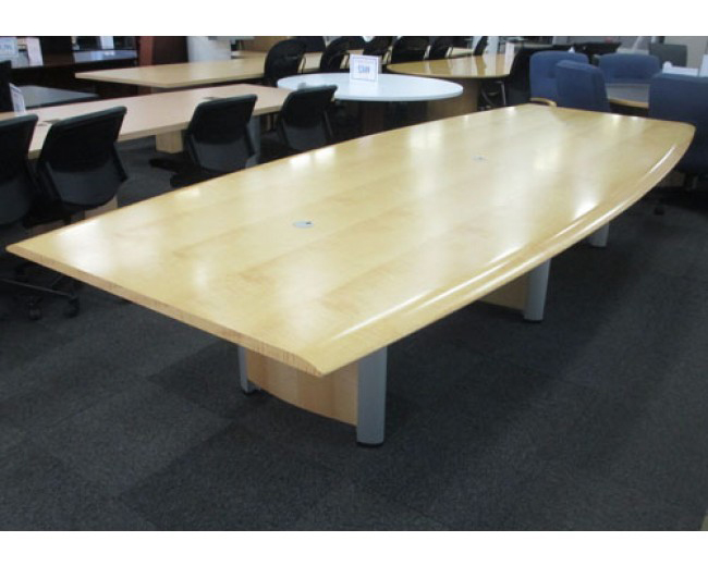 Used Office Conference Tables Nienkamper Vox Conference - Vox conference table