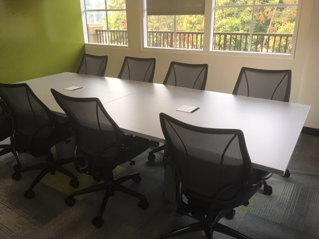 Used Office Conference Tables Teknion Expansion Conference Table - Expanding conference table