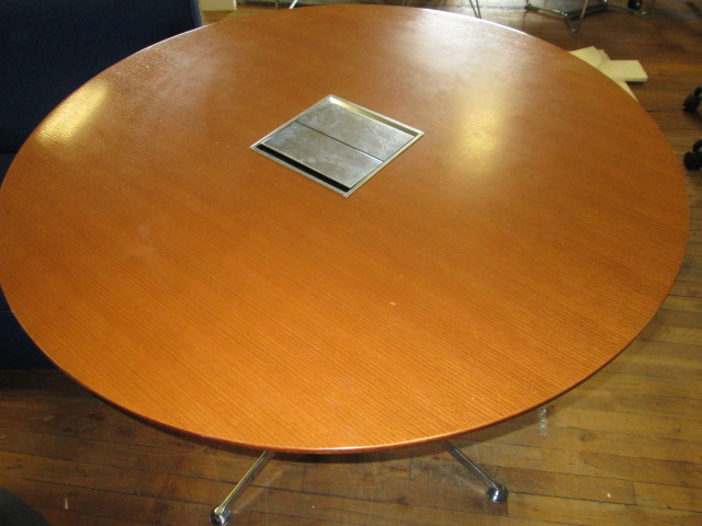 Used Office Conference Tables : Bernhardt Design Circuit 42