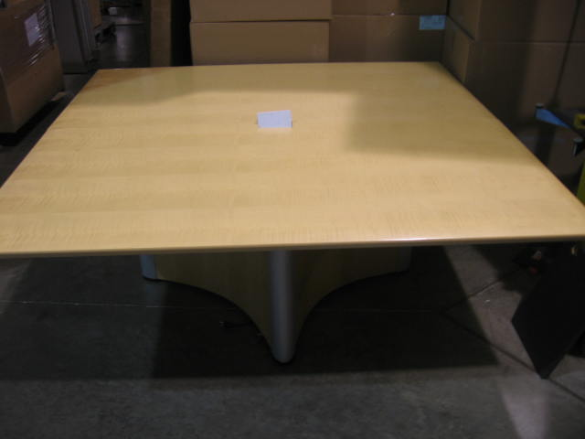 Used Office Conference Tables Nienkamper Vox Conference Table At - Vox conference table