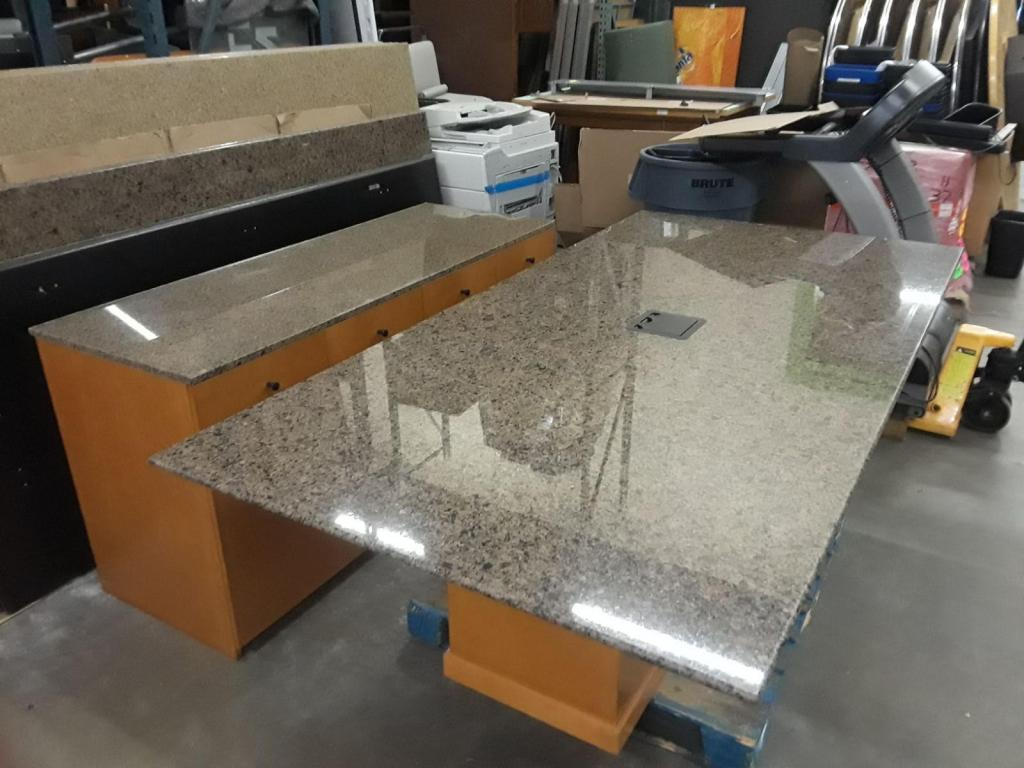 Used Office Conference Tables Granite Conference Tables - Granite conference table