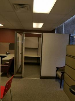 Peachy Used Office Cubicles Herman Miller A02 Extra Tall At Download Free Architecture Designs Scobabritishbridgeorg
