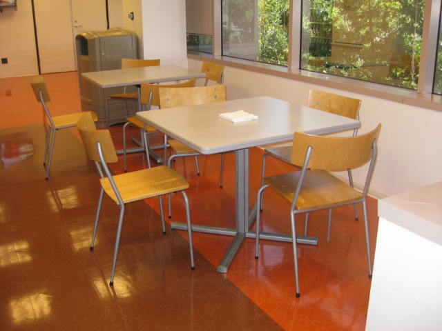 Used Office Conference Tables Pre Owned Lunch Room Cafe