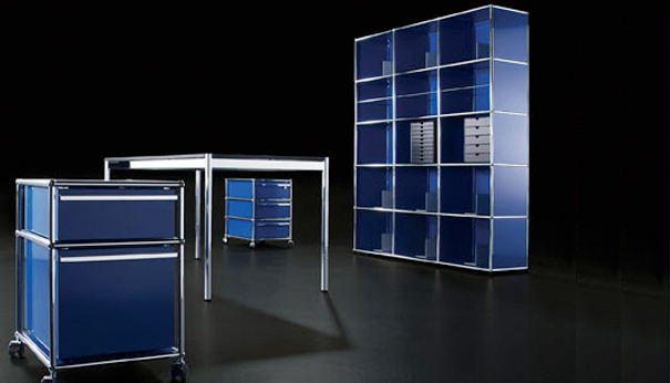 Refurbished Office File Cabinets Used Usm Haller Files