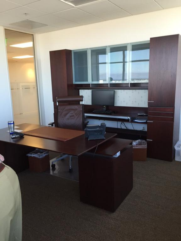 Used Office Parts And Accessories Modern Office Desks In