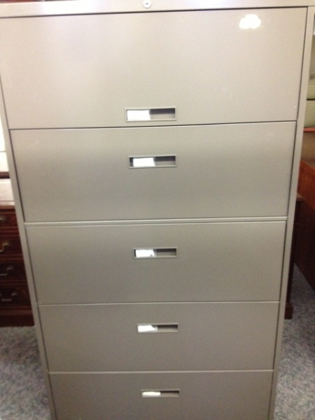 Used Office File Cabinets Steelcase 5 Drawer 36 Quot 800