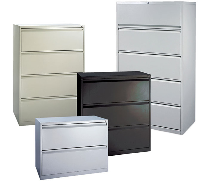 Used Office File Cabinets Commercial Grade Lateral