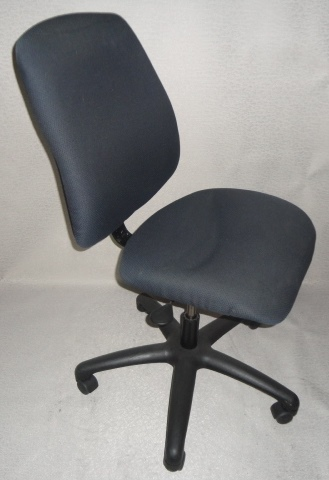 Used Office Chairs Izzy Design Armless Task Chair At