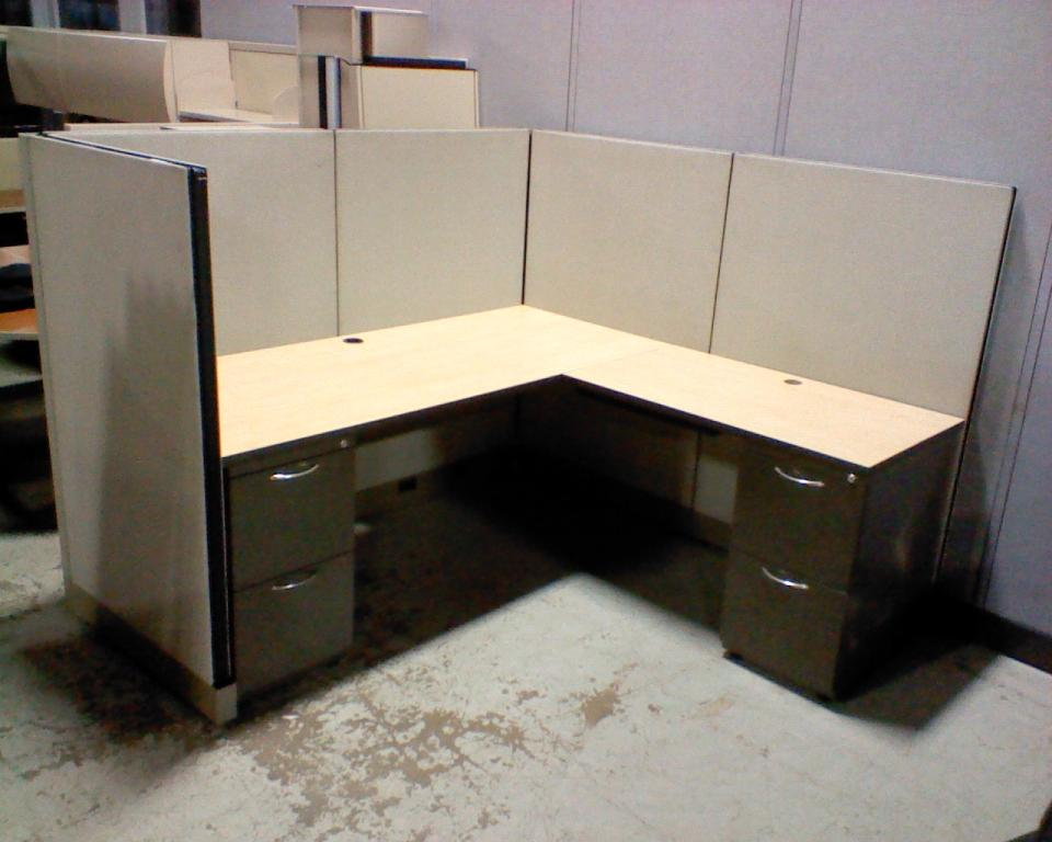 Refurbished Office Cubicles Used Cubicles Steelcase