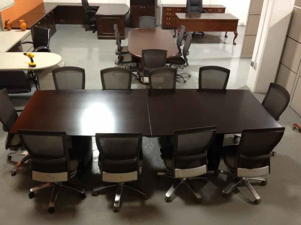 New Office Conference Tables Compel Enterprise Table At