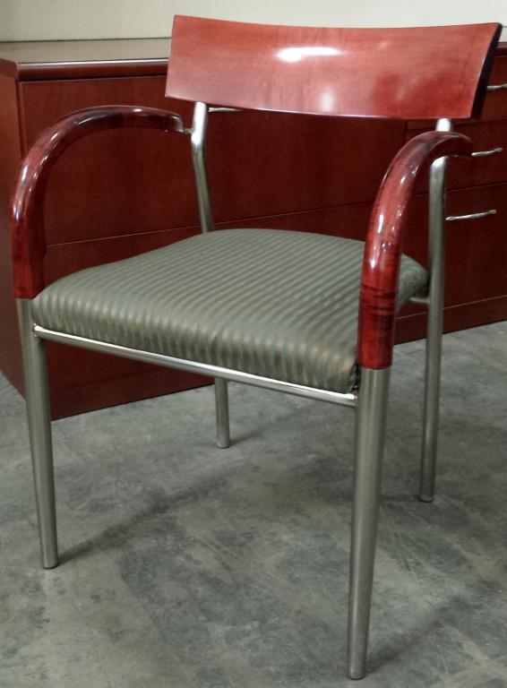 Used Office Chairs Bernhardt Studio Guest Chair Sold Out