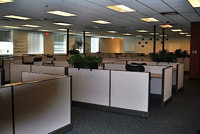 Used Office Cubicles Herman Miller A02 6x6 Low Wall