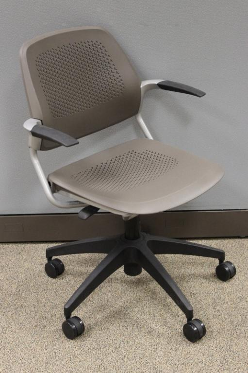 Used Office Chairs Allsteel Inspire Work Chair At