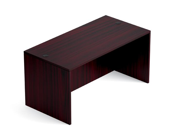 New Office Desks New Home Office Desk W Hanging Box File