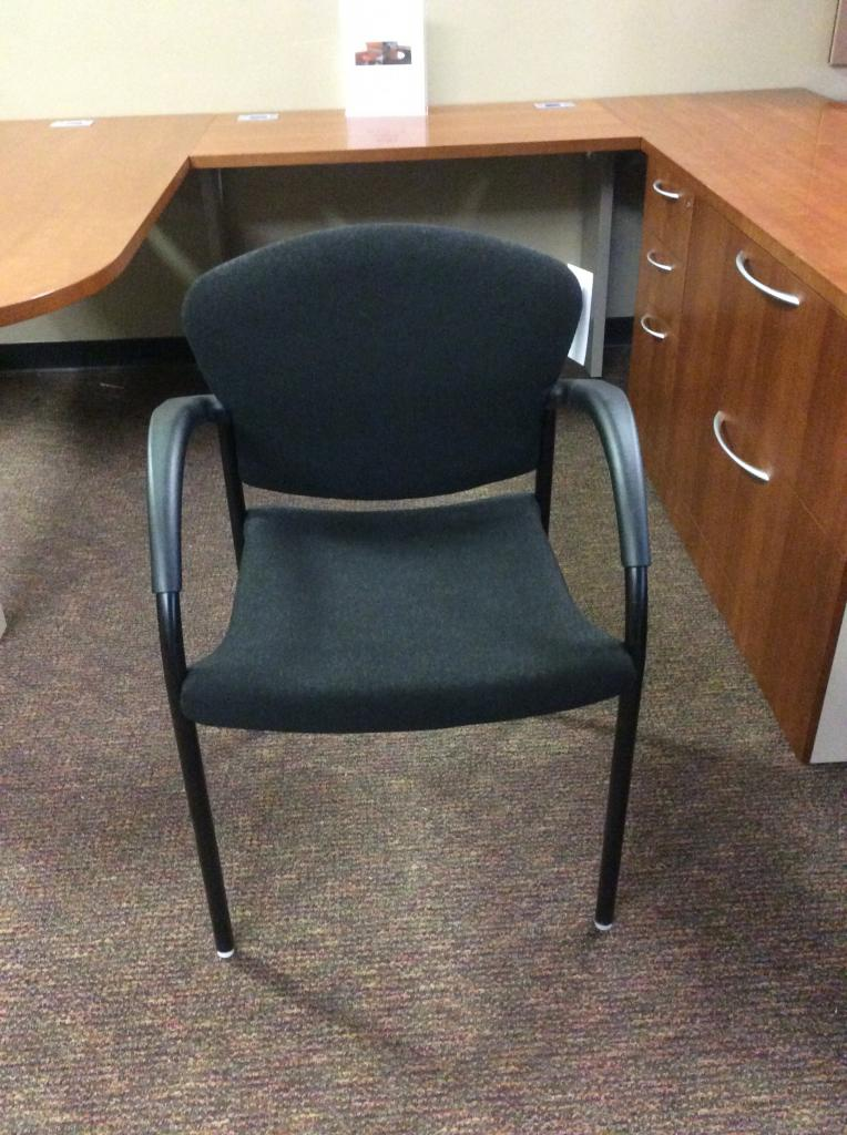 Used Office Chairs Allsteel Tolleson Side Chairs At Furniture Finders