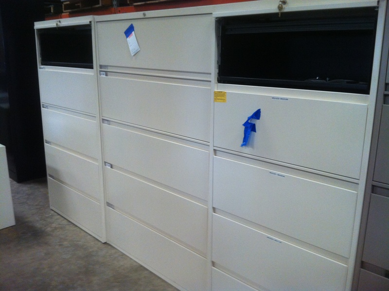 Used Office File Cabinets Pre Owned Lateral File
