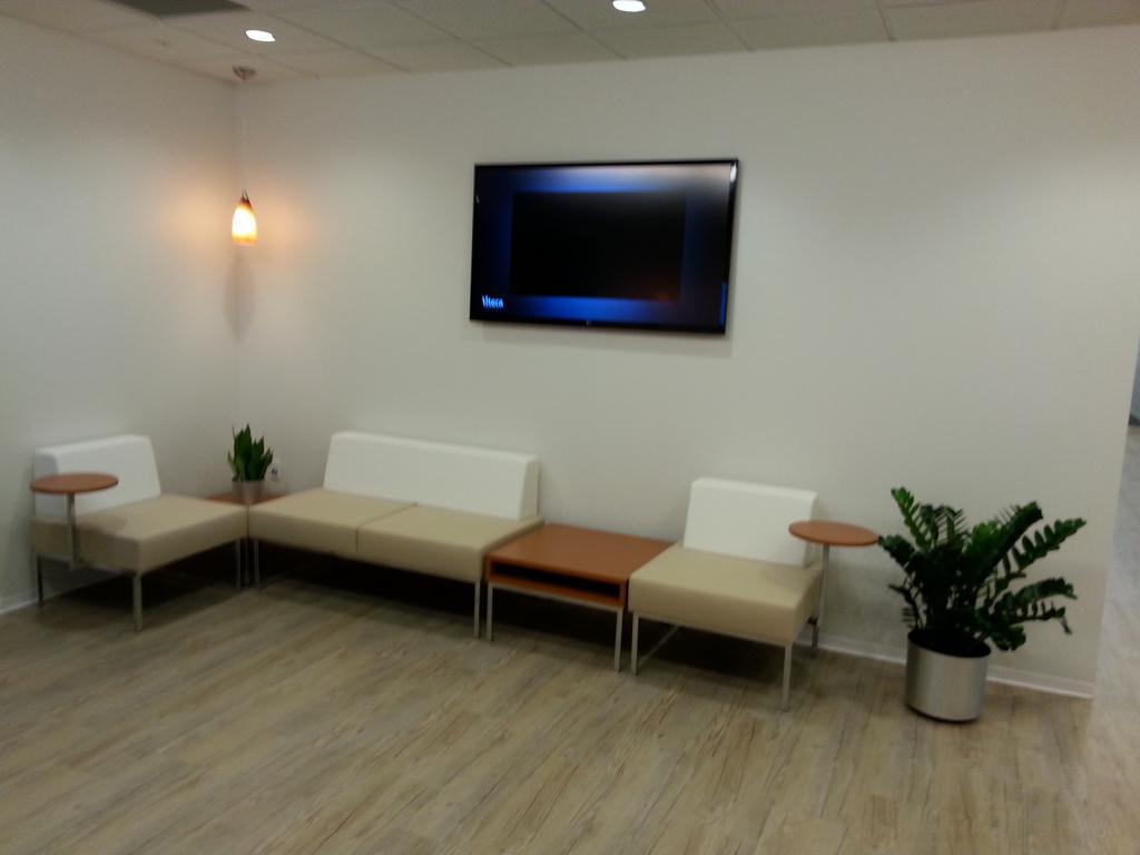 New Office Reception Area Reception Lobby Waiting