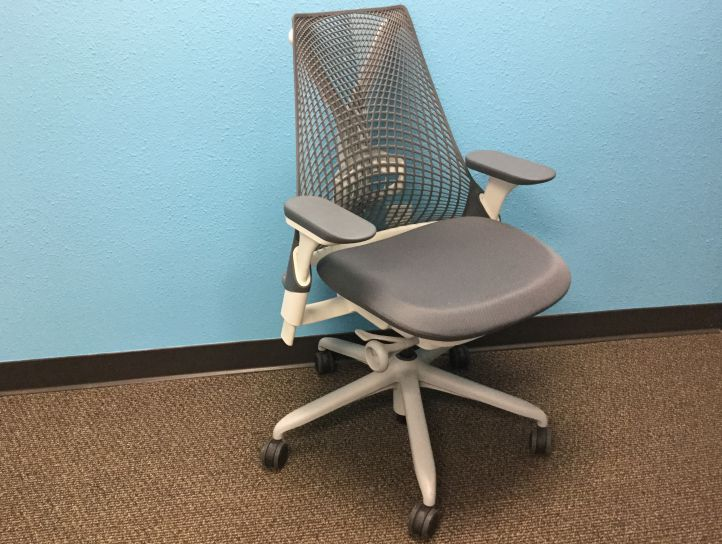 Used Office Chairs Herman Miller Sayl Task Chair At Furniture Finders