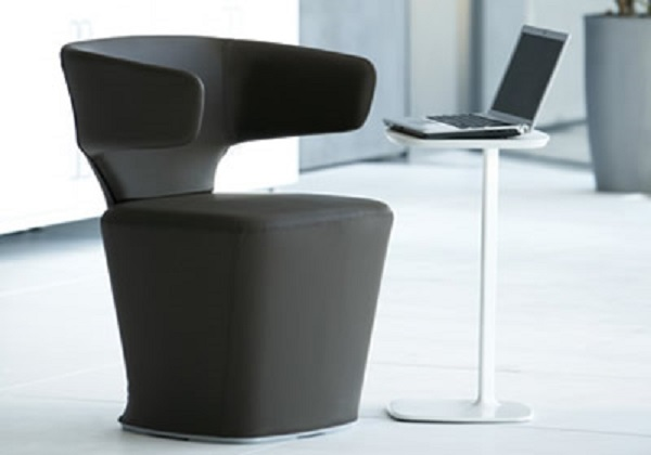 Used Office Conference Tables Allermuir Laptop Table At