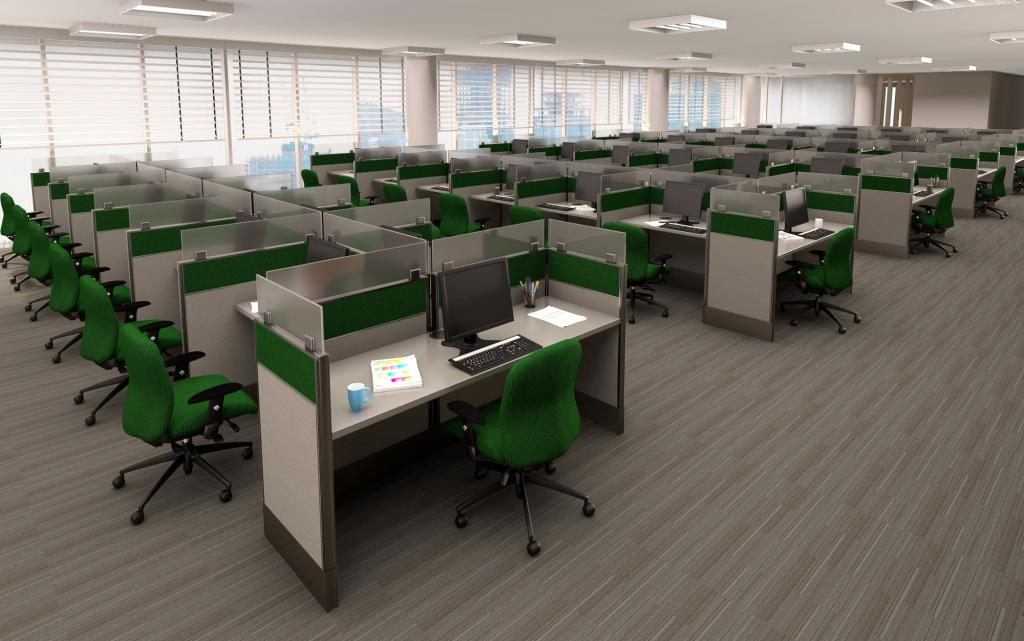 New Office Cubicles Ais Divi Call Center Cubicles At