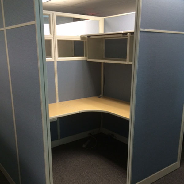 used office cubicles hon initiate cubicles at furniture