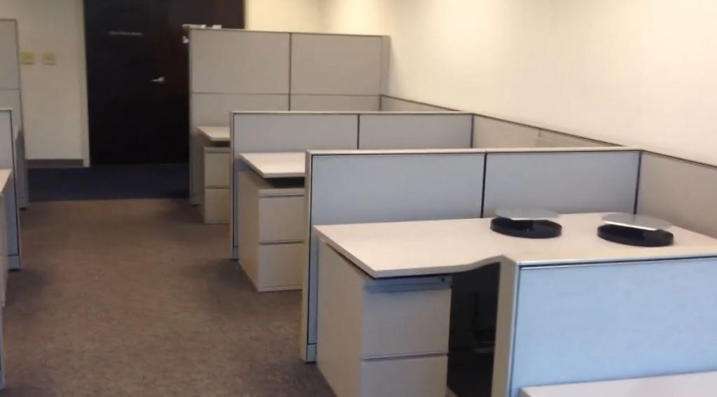 Used Office Cubicles REALLY Nice Herman Miller Vivo 6x6 At Furniture Finders