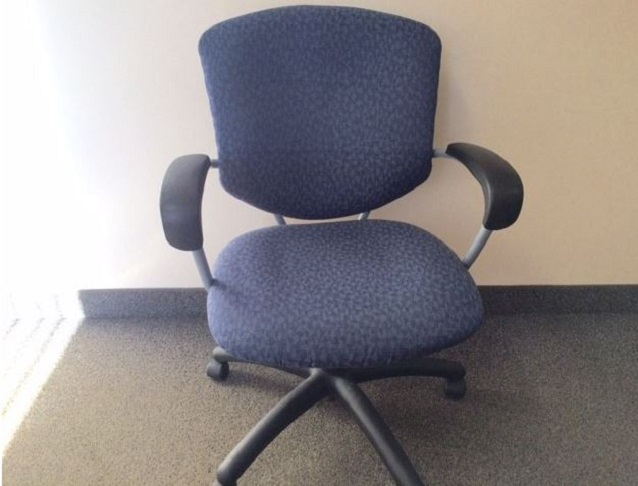 Used Office Chairs SUPRA TASK OFFICE CHAIR BY GLOBAL At