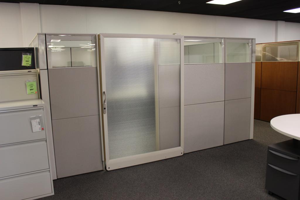 Used Office Cubicles Ethospace Office Suite Cubicle 11 X