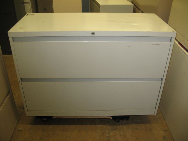 Used Office File Cabinets Steelcase 2 Drawer Lateral