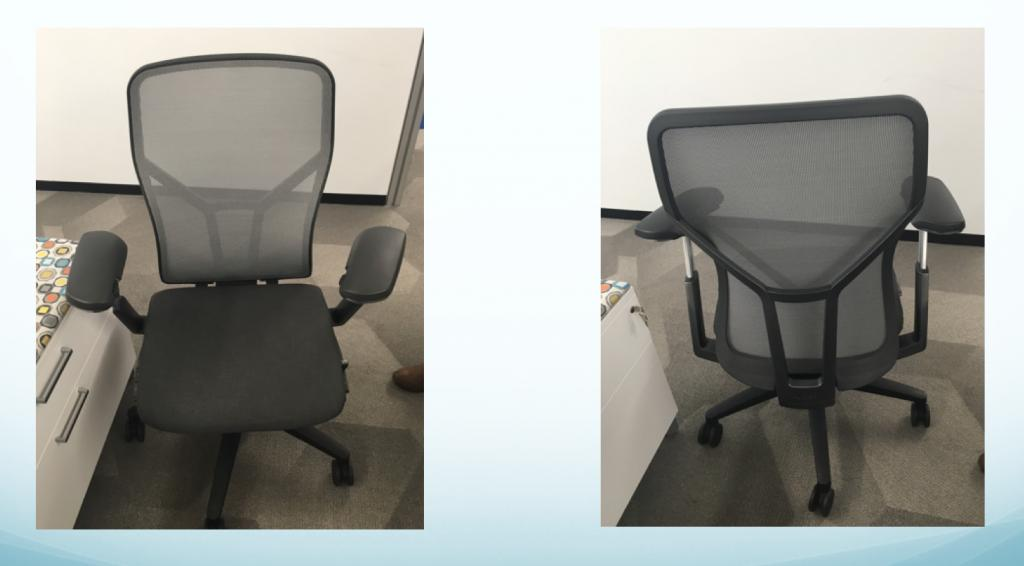 Used Office Chairs Allsteel Acuity High End Used