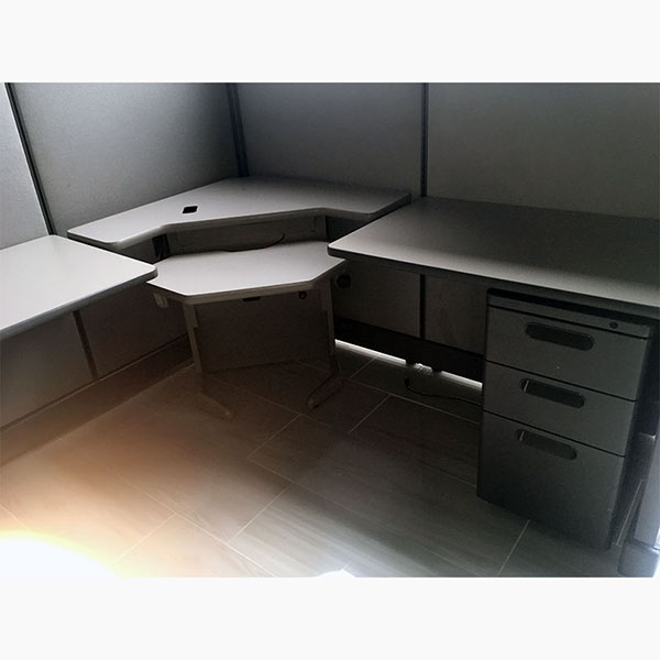 Used Office Cubicles Herman Miller Ao2 Height