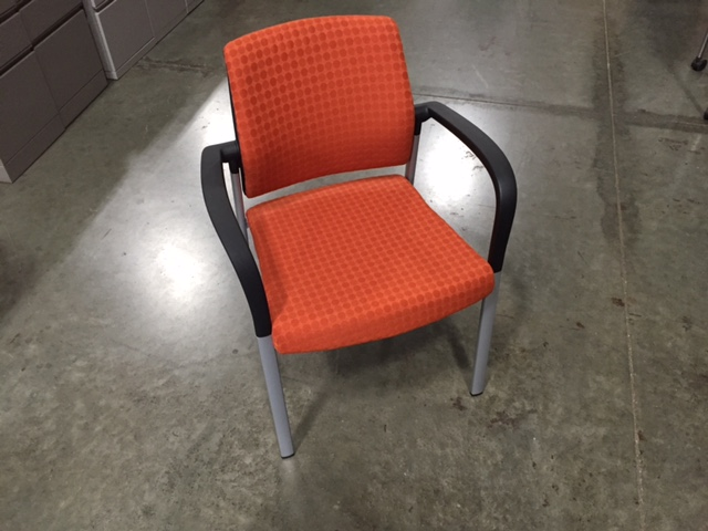 Used Office Chairs Allsteel Relate Guest Chair At