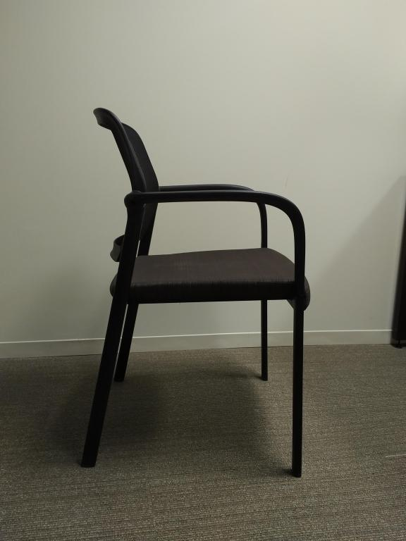 Used Office Chairs Mesh Back Allsteel Side Chairs At Furniture Finders