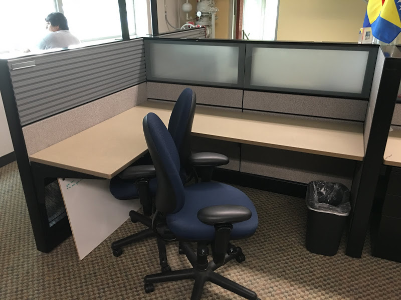 Used Office Cubicles Teknion Transit Available In Austin At Furniture Finders