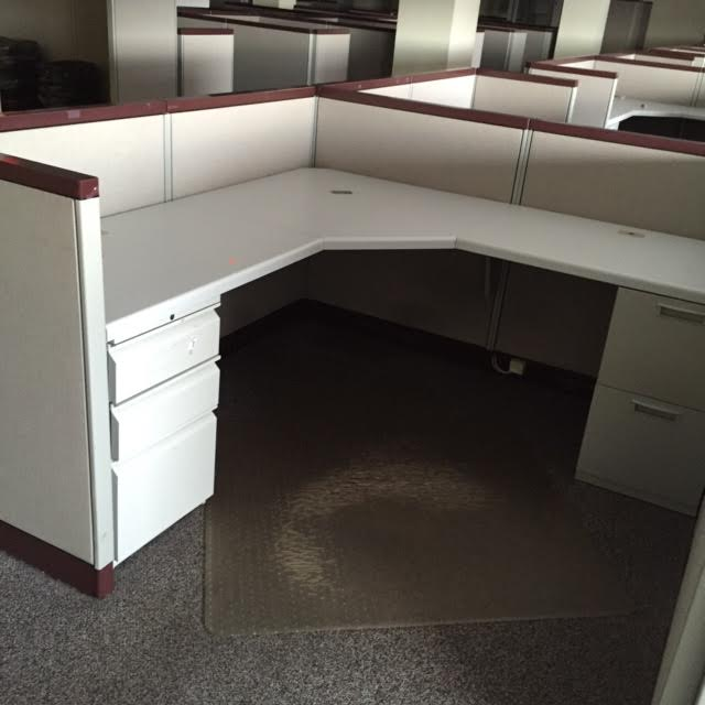 Used Office Cubicles Used Cubicles In Cleveland Oh At