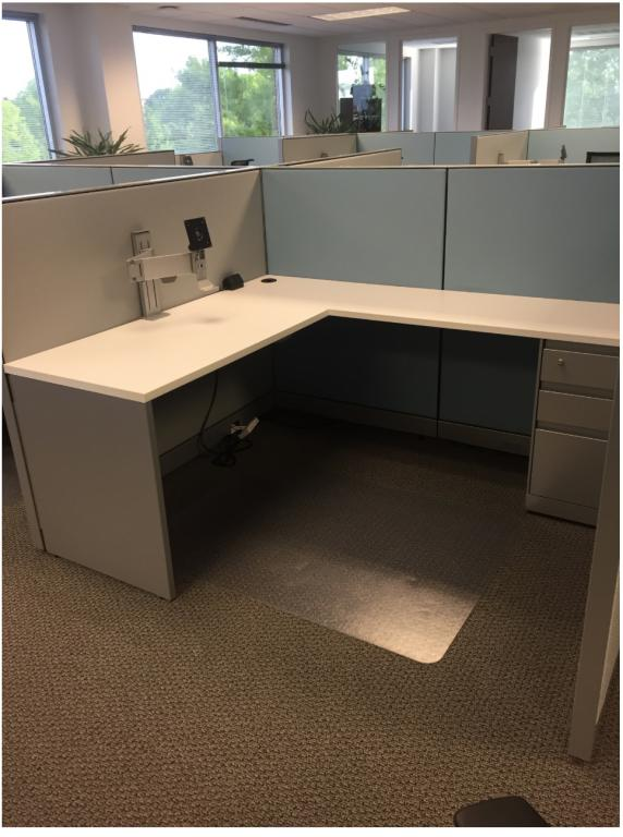 Used Office Cubicles Steelcase Used Cubicles In Raleigh