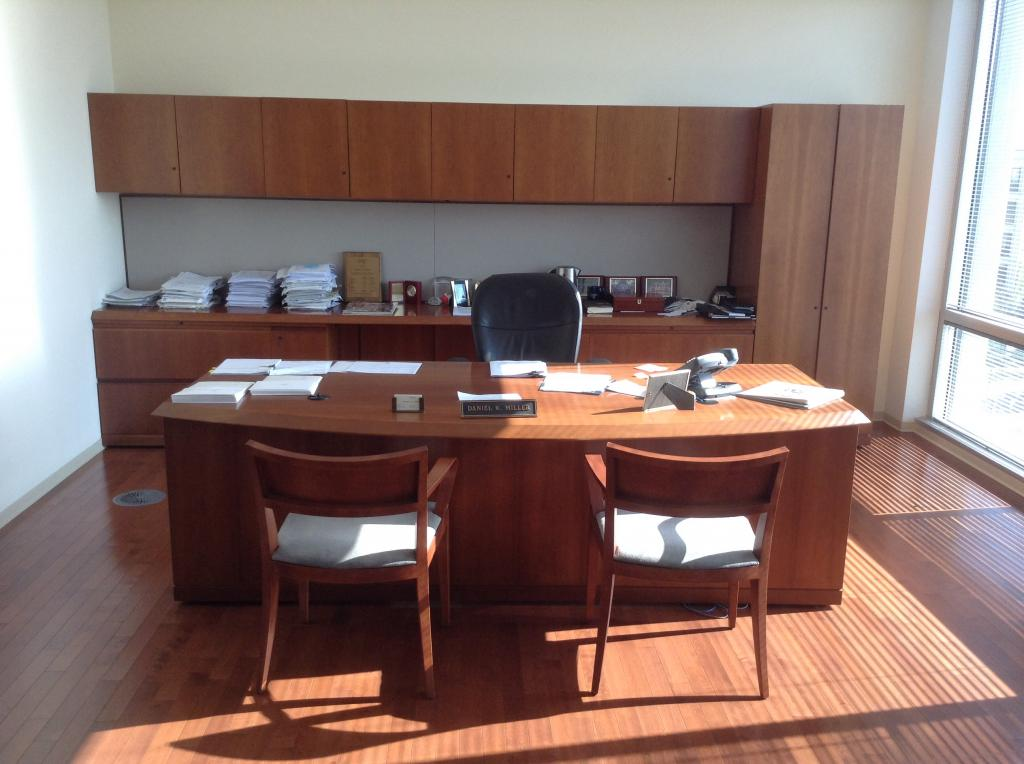 Used Office Desks Executive Office Furniture Suites At