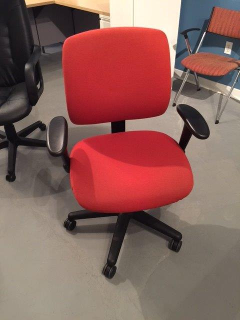 Used Office Chairs Allsteel Task Chair At Furniture Finders
