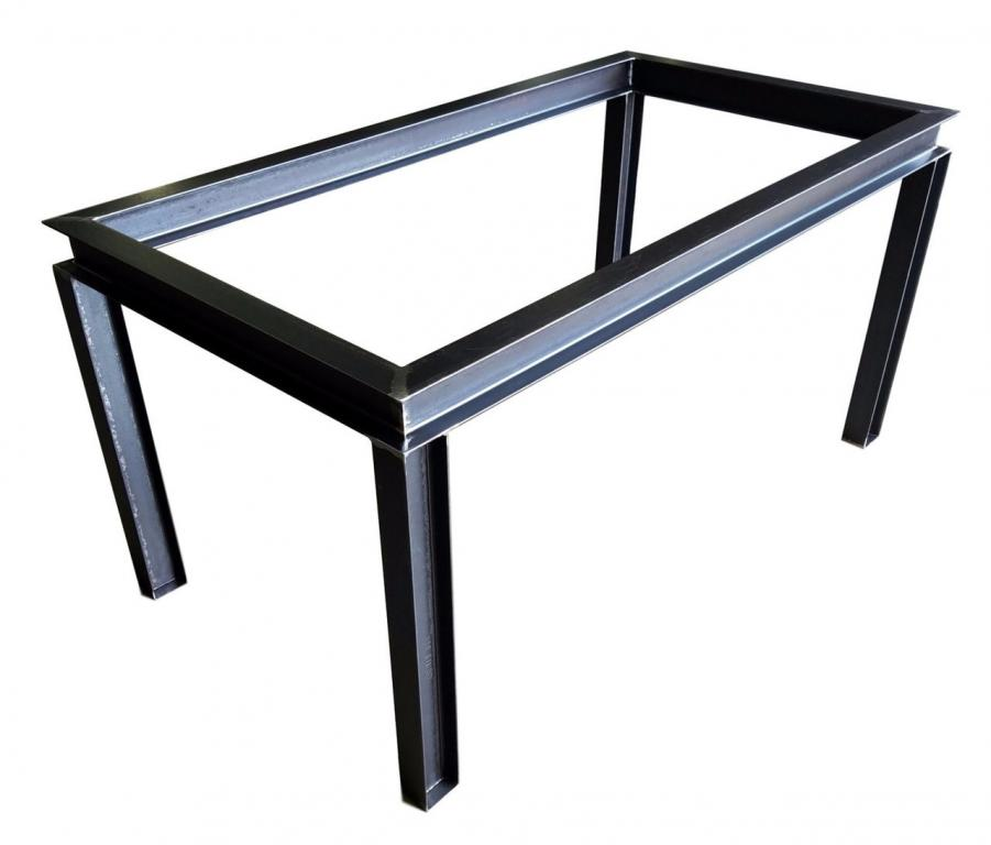 new office parts and accessories cool steel metal table bases 4 desks tables at furniture. Black Bedroom Furniture Sets. Home Design Ideas