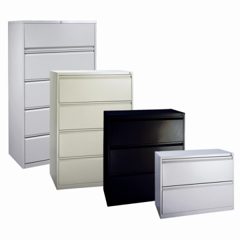 New & Used File Cabinets - click to see full size photo