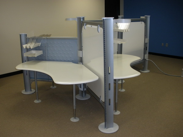 Used Cubicles Herman Miller Resolve Systems Office Furniture