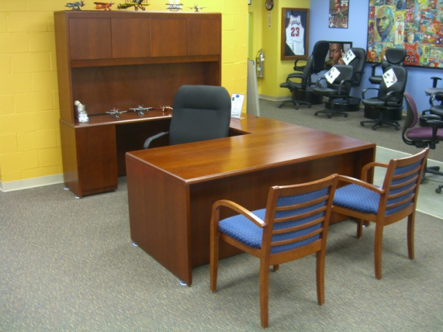 Used Office Desks Quality New Used Office Desks